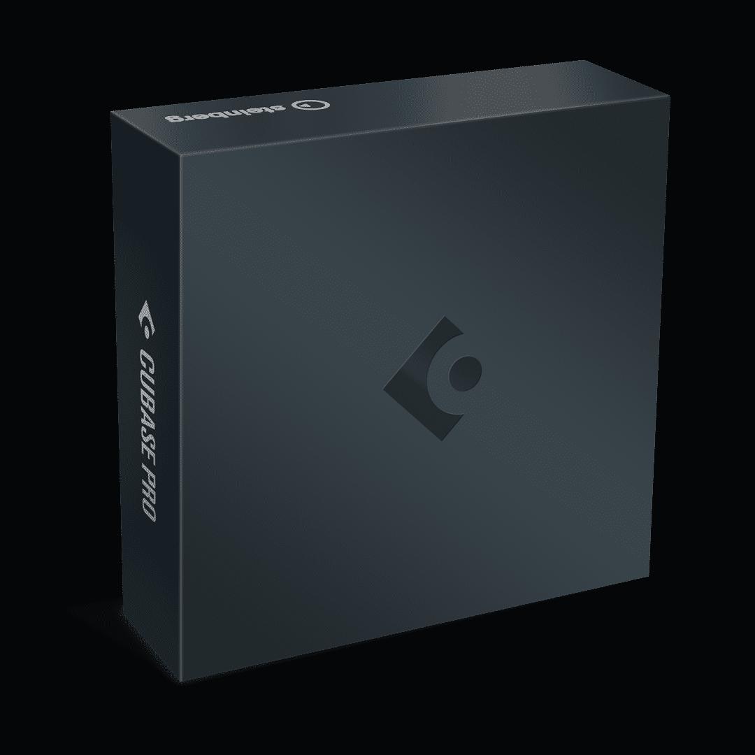 Cubase - logiciel de musique assistée par ordinateurs - DAW