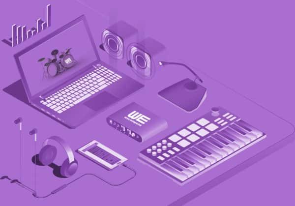 Meilleurs logiciel de musique (DAW)