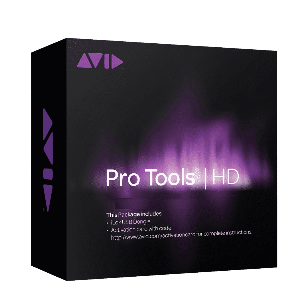 Logiciel de musique Pro Tools - DAW